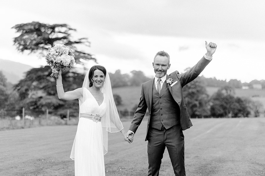 Relaxed wedding at Kilshane House | E + S 18