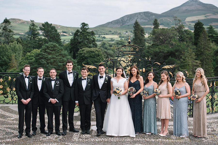 powerscourt hotel wedding-luxury venue-72