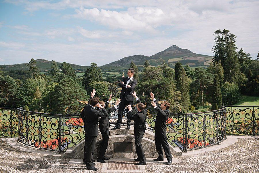 powerscourt hotel wedding-luxury venue-74