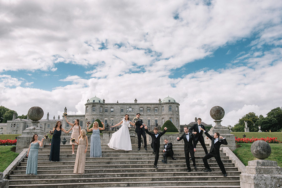 powerscourt hotel wedding-luxury venue-78