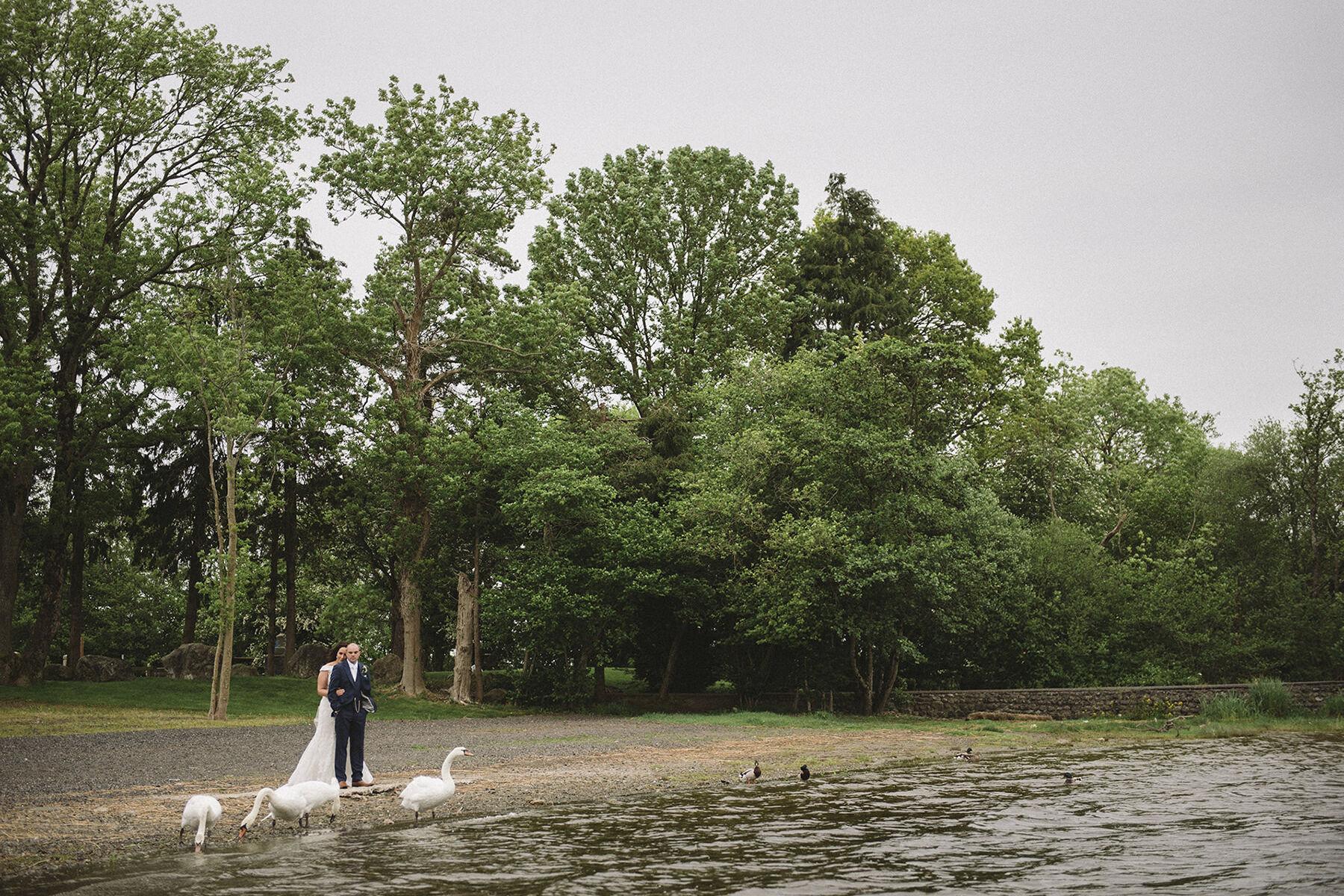 C + J | One Frame | Ireland Wedding 31