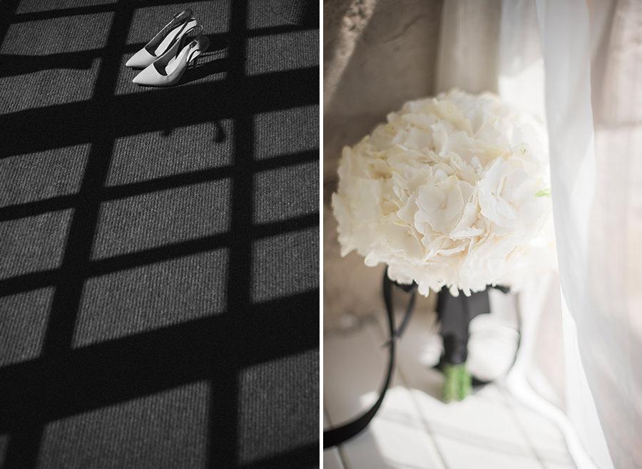 Cabra castle wedding flowers