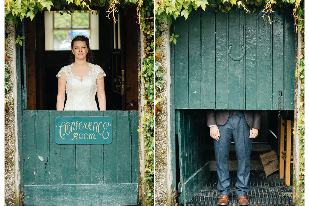 One frame | Alternative Wedding Portrait 22