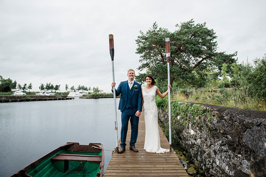 Coolbawn Quay Outdoor Wedding