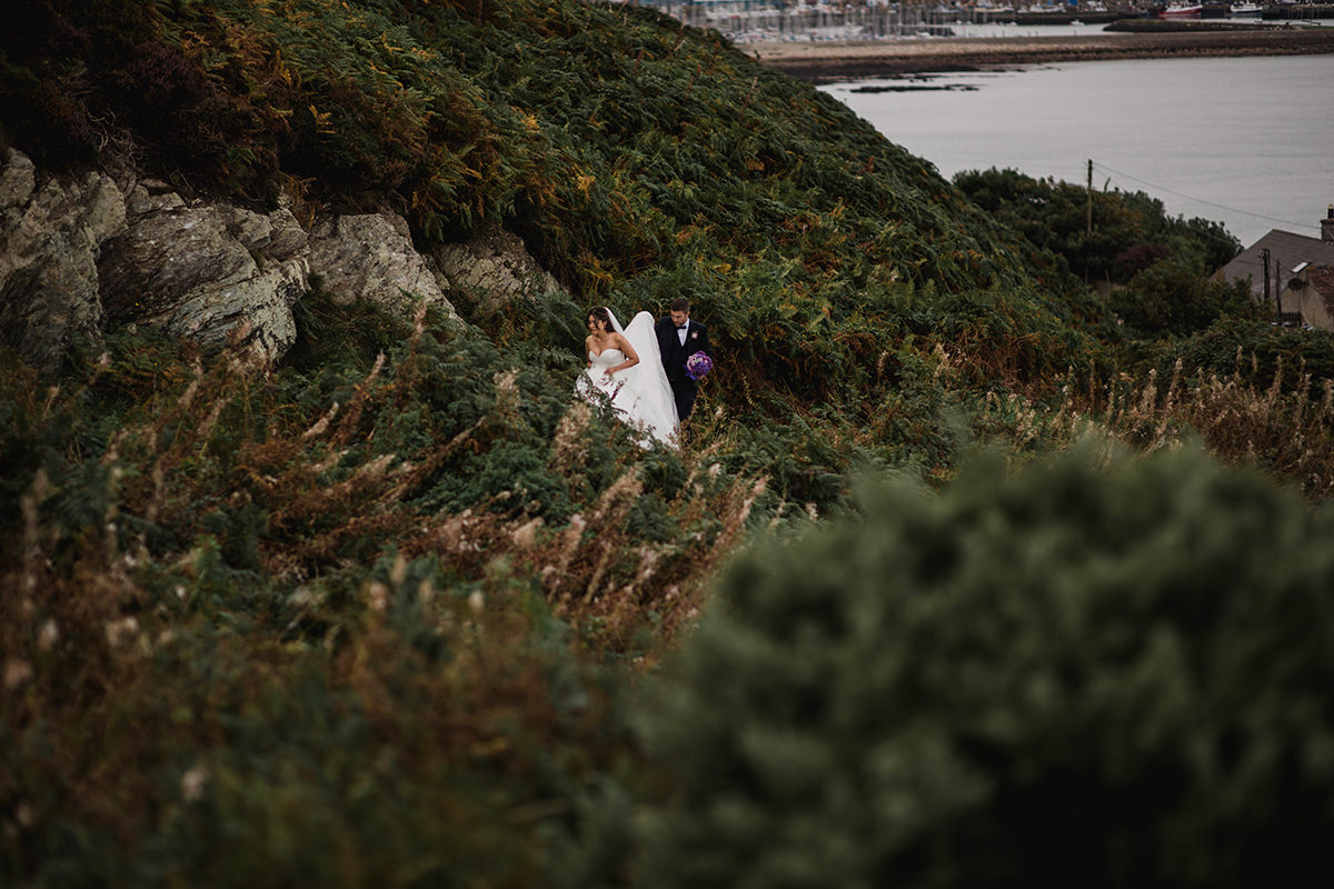 Dublin Wedding Photography | Excited Howth Wedding | S + N 57