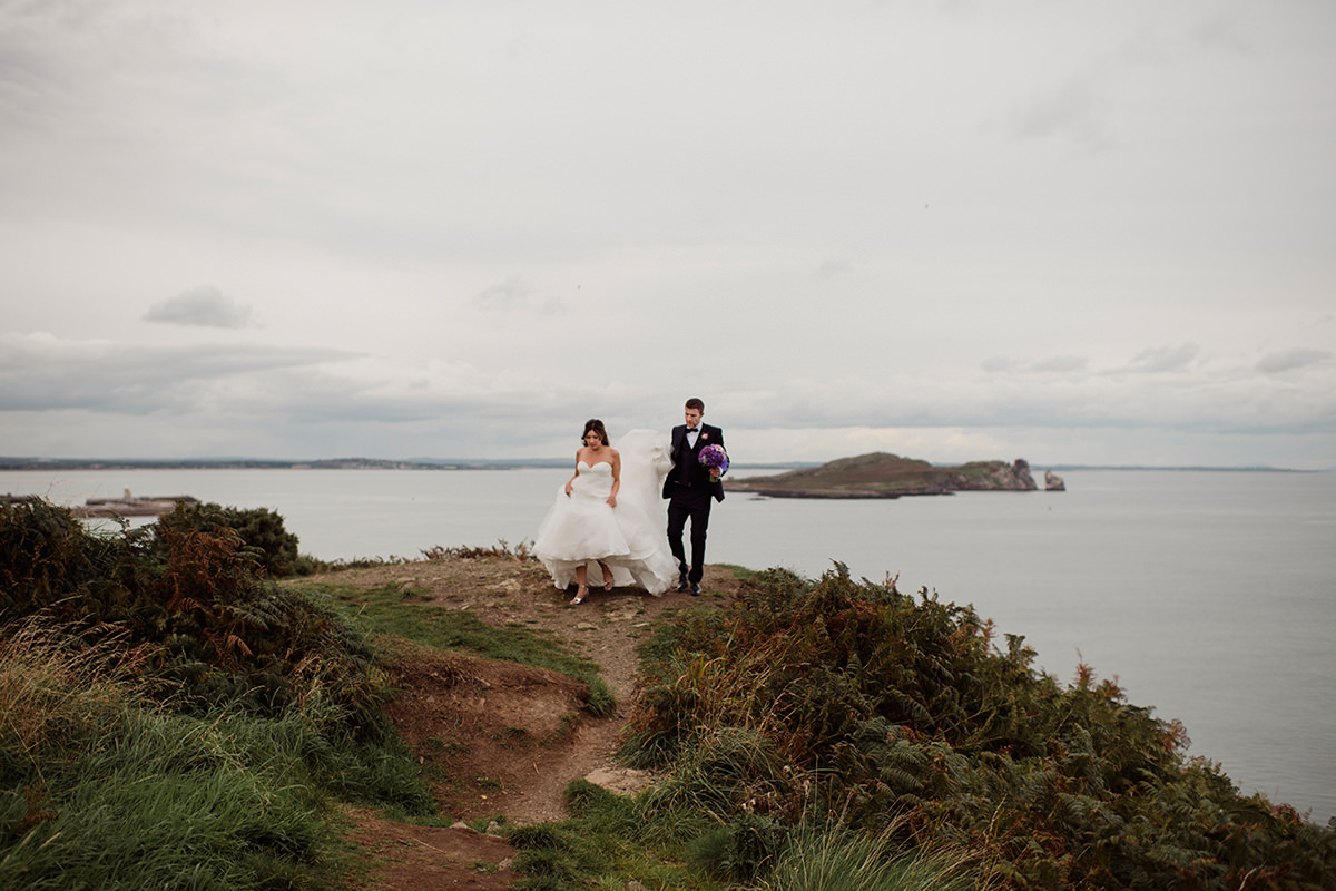 Dublin Wedding Photography | Excited Howth Wedding | S + N 61