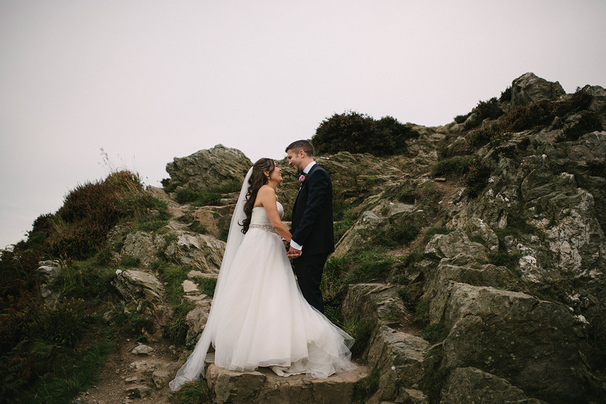 Dublin Wedding Photography | Excited Howth Wedding | S + N 64