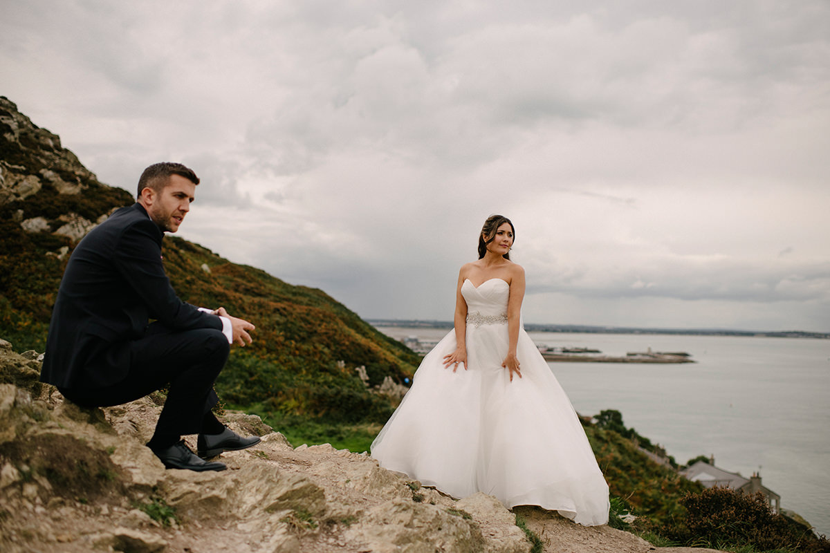Dublin Wedding Photography | Excited Howth Wedding | S + N 65