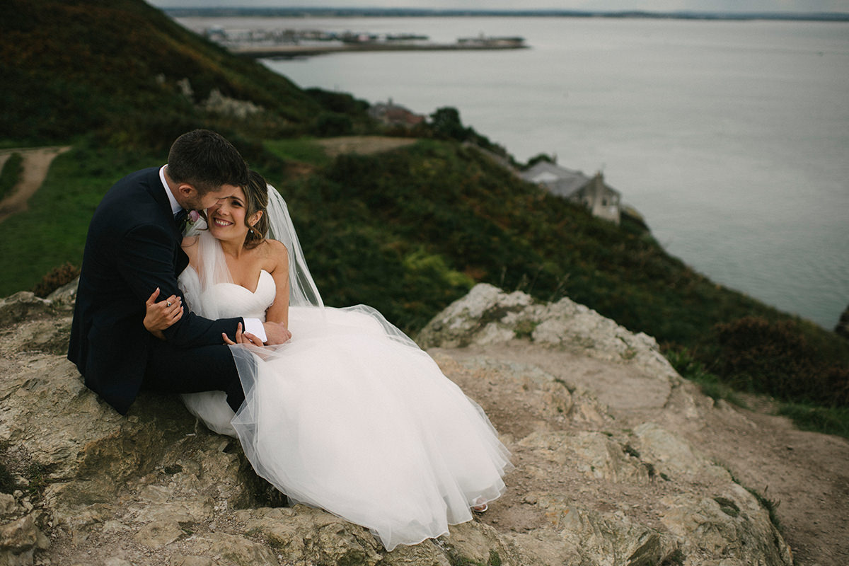 Dublin Wedding Photography | Excited Howth Wedding | S + N 66