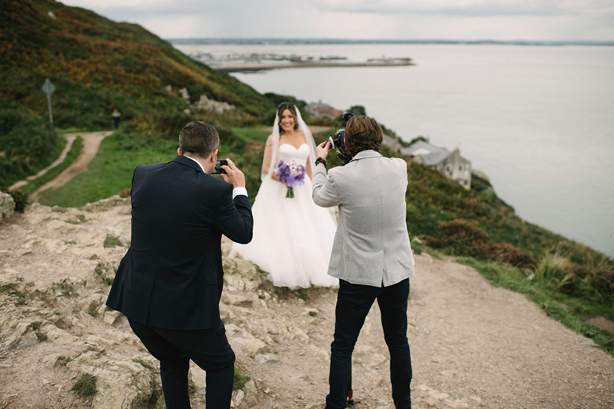 Dublin Wedding Photography | Excited Howth Wedding | S + N 70
