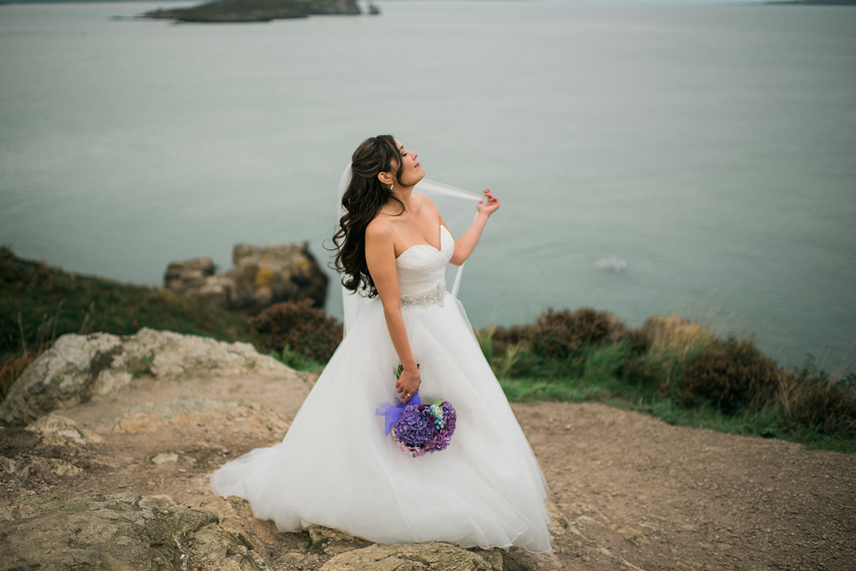 Dublin Wedding Photography | Excited Howth Wedding | S + N 71