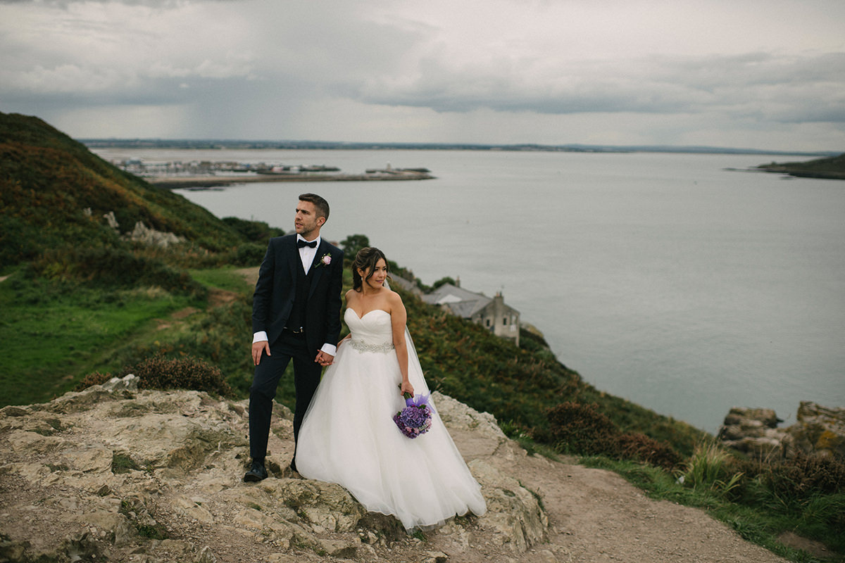 Dublin Wedding Photography | Excited Howth Wedding | S + N 74