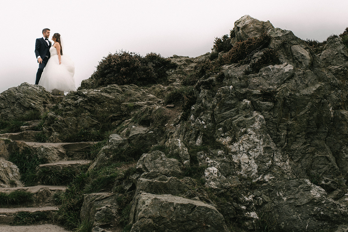 Dublin Wedding Photography | Excited Howth Wedding | S + N 80