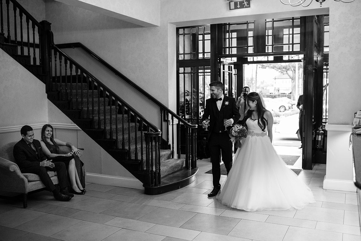 Dublin Wedding Photography | Excited Howth Wedding | S + N 81
