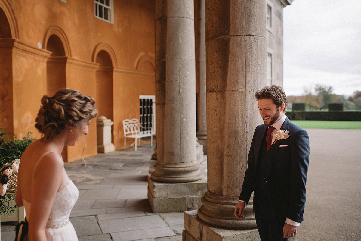 Superior Barberstown Castle Wedding | S+G 29
