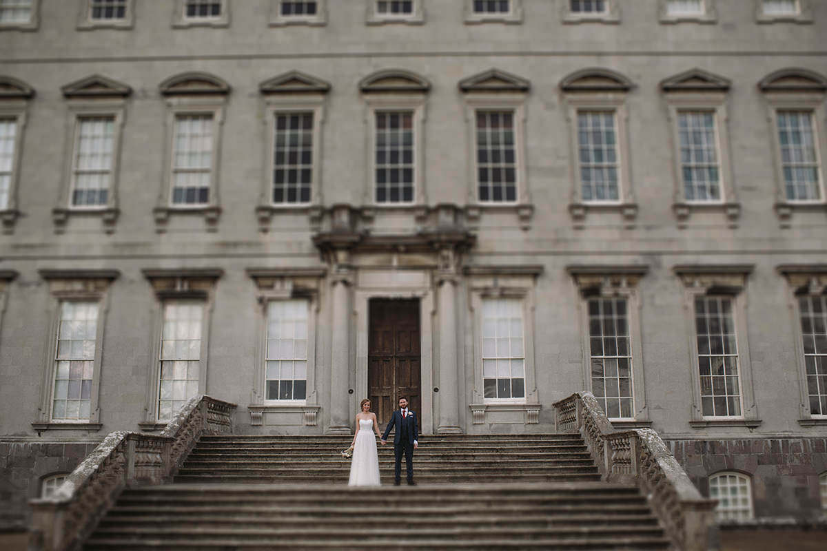 Superior Barberstown Castle Wedding | S+G 43