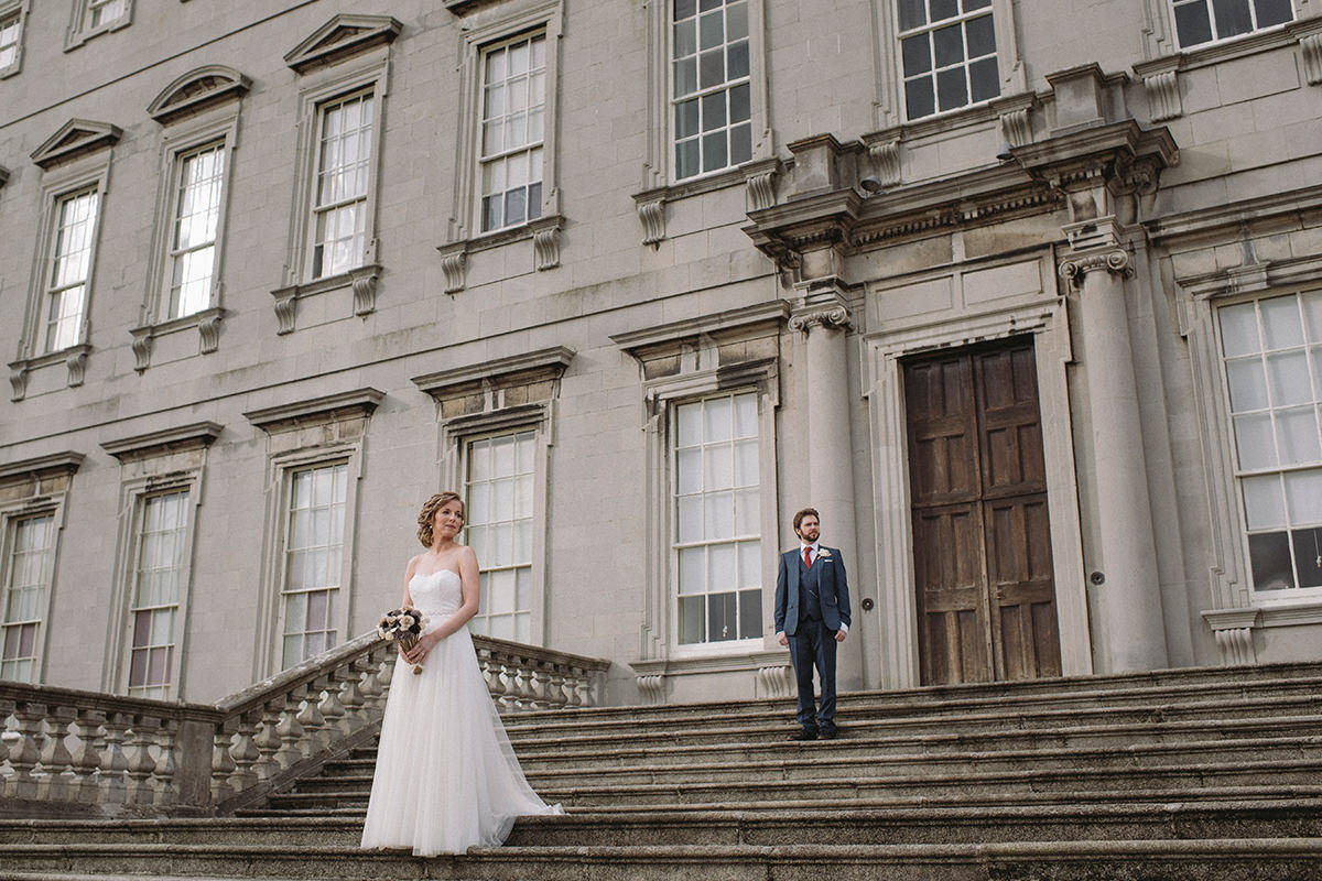 Superior Barberstown Castle Wedding | S+G 44
