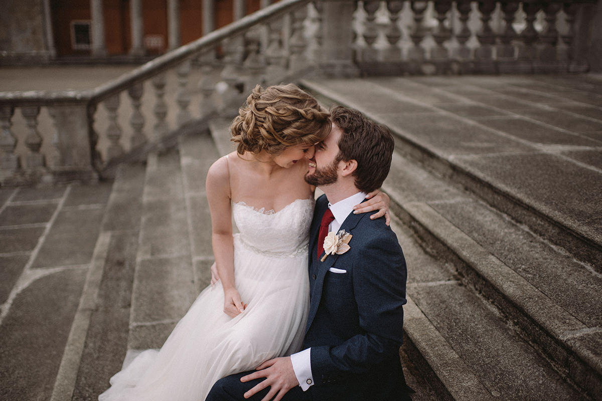 Superior Barberstown Castle Wedding | S+G 46