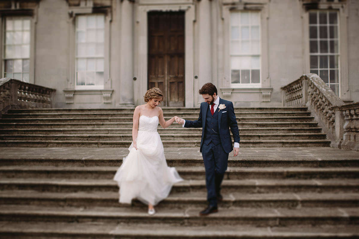 Superior Barberstown Castle Wedding | S+G 48