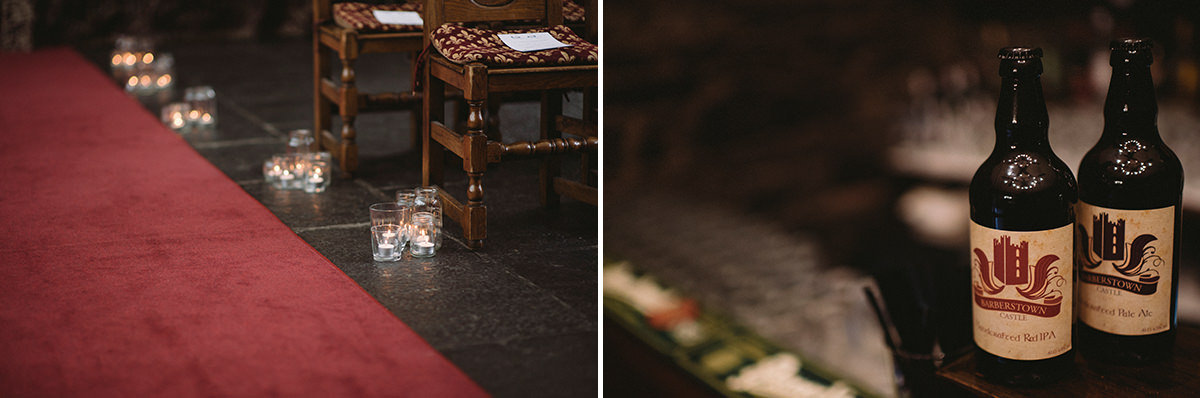 Superior Barberstown Castle Wedding | S+G 52
