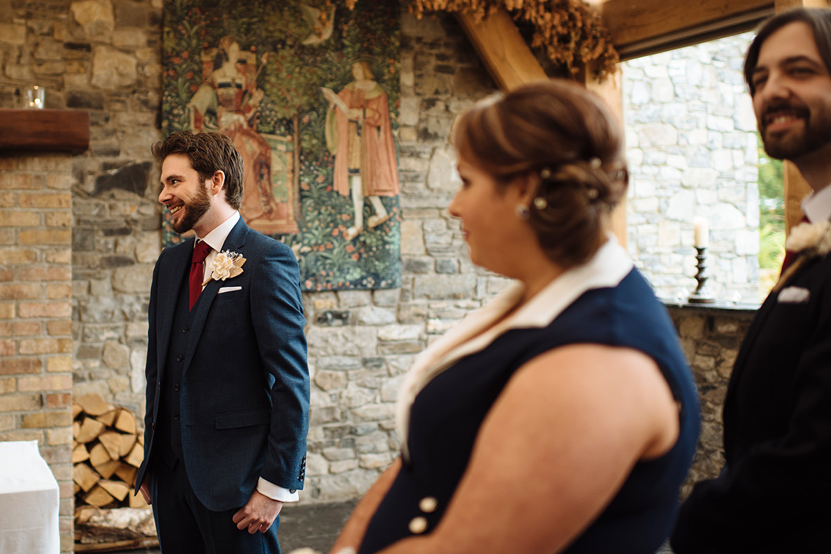 Superior Barberstown Castle Wedding | S+G 56