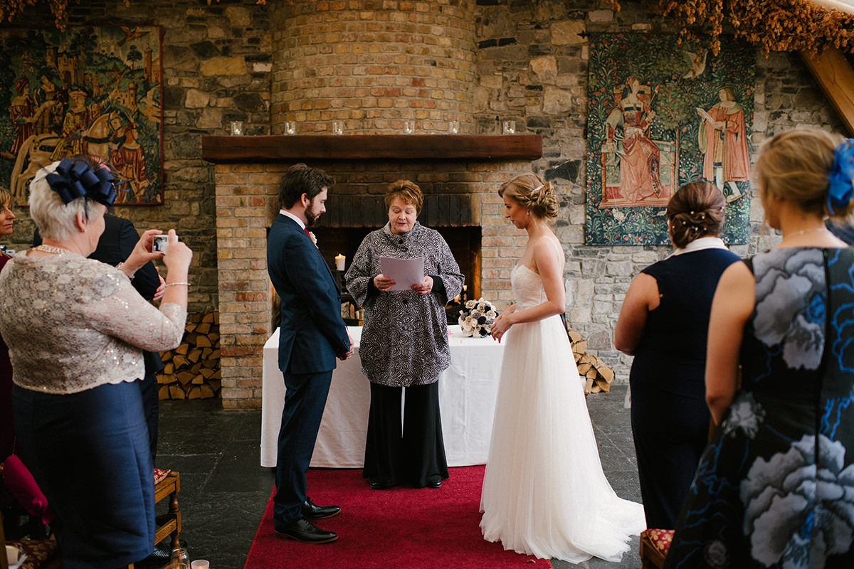 Superior Barberstown Castle Wedding | S+G 61