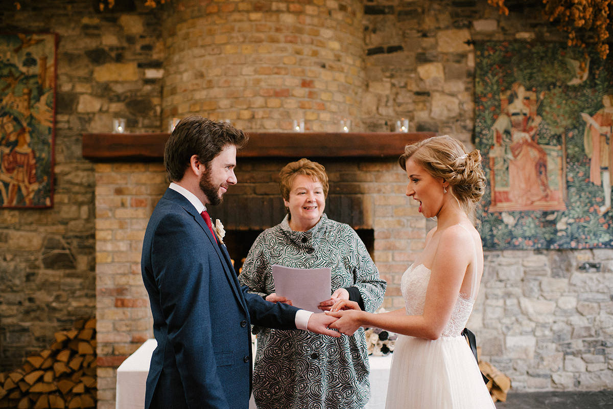 Superior Barberstown Castle Wedding | S+G 65