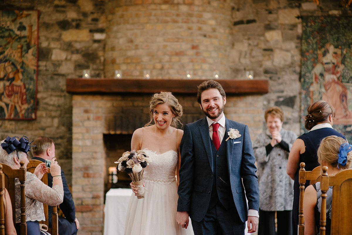 Superior Barberstown Castle Wedding | S+G 70