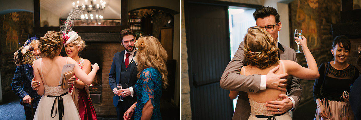 Superior Barberstown Castle Wedding | S+G 71