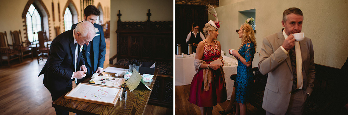 Superior Barberstown Castle Wedding | S+G 82