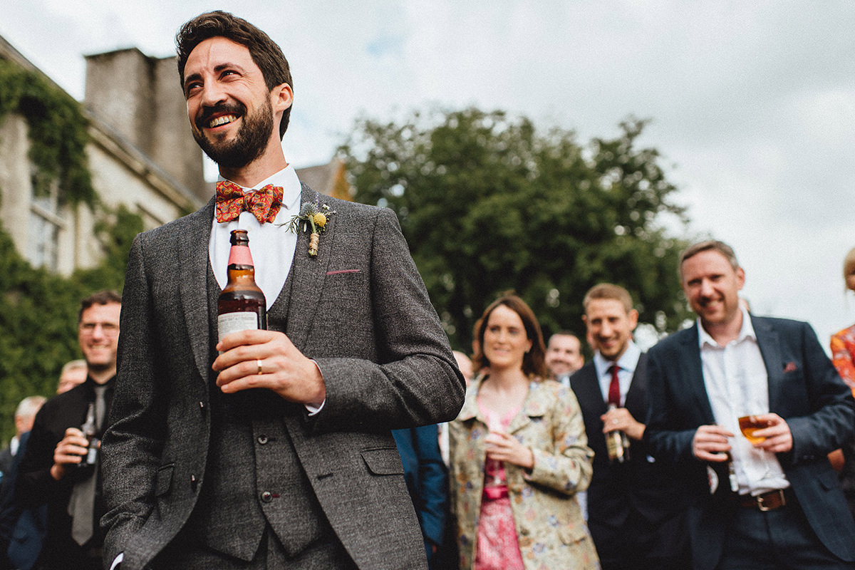 Cloughjordan House Wedding | A + C 99