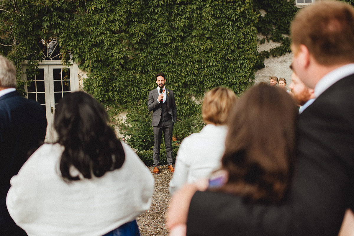 Cloughjordan House Wedding | A + C 101