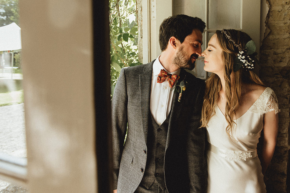 Cloughjordan House Wedding | A + C 114