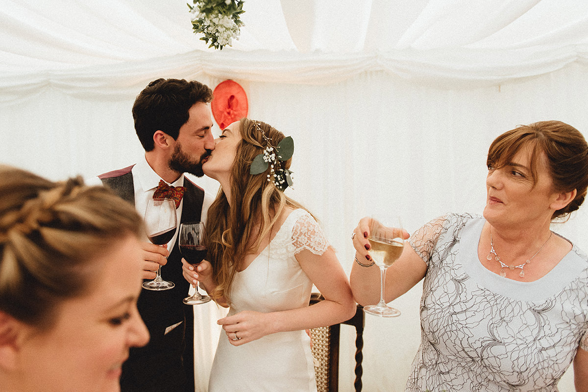 Cloughjordan House Wedding | A + C 121