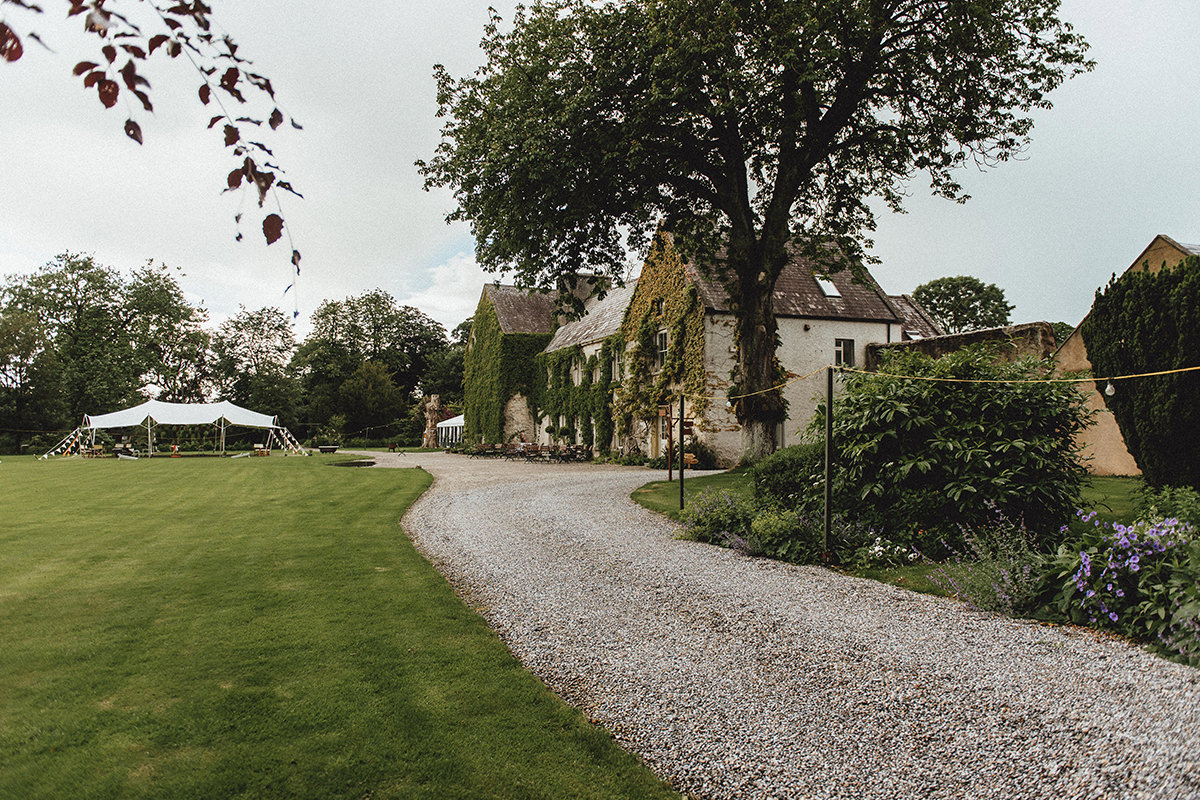 Cloughjordan House Wedding | A + C 4