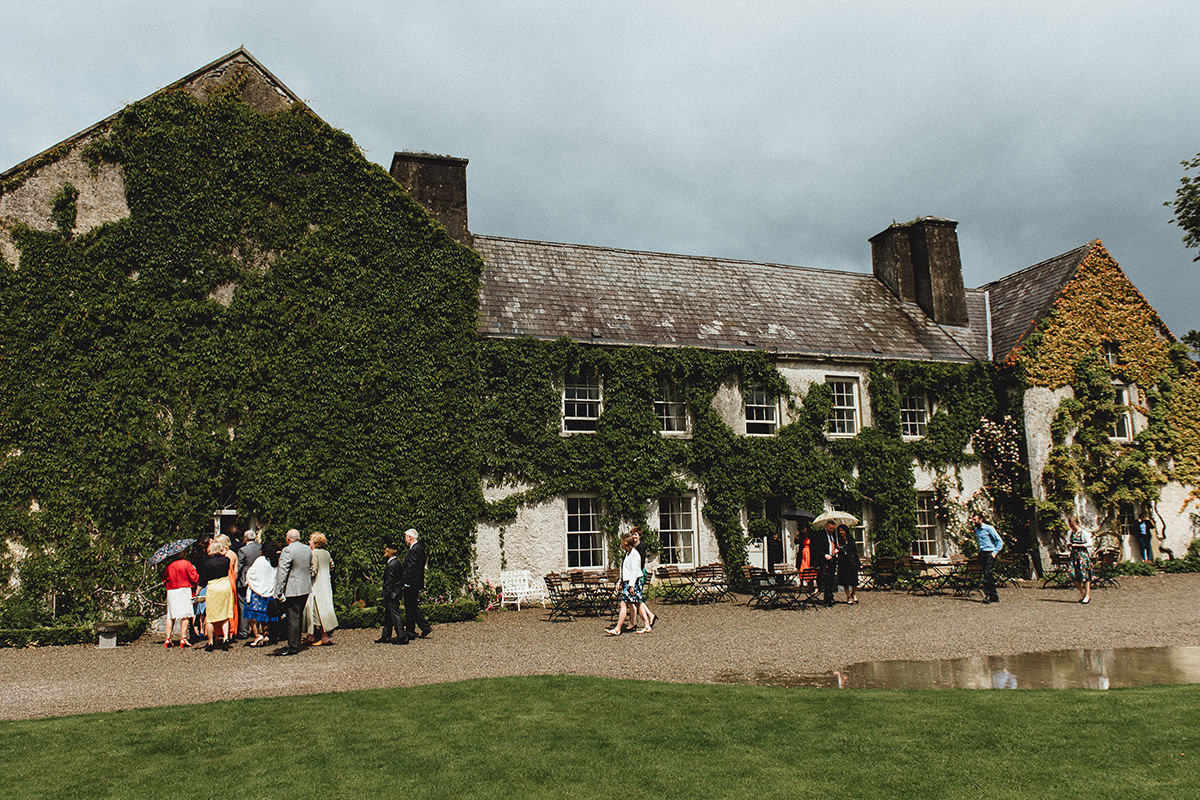 Cloughjordan House Wedding | A + C 56