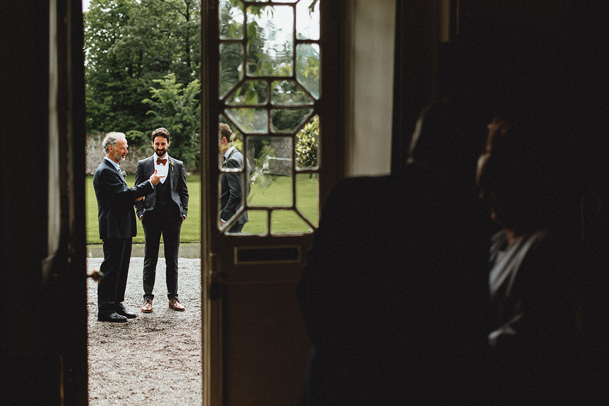 Cloughjordan House Wedding | A + C 58