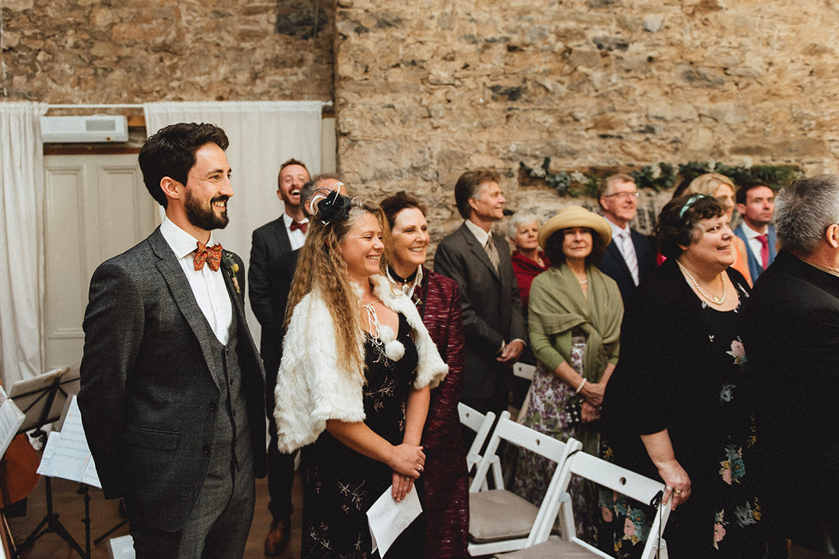 Cloughjordan House Wedding | A + C 60