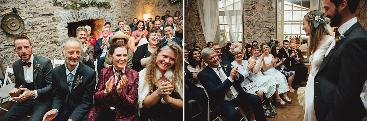 Cloughjordan House Wedding | A + C 75