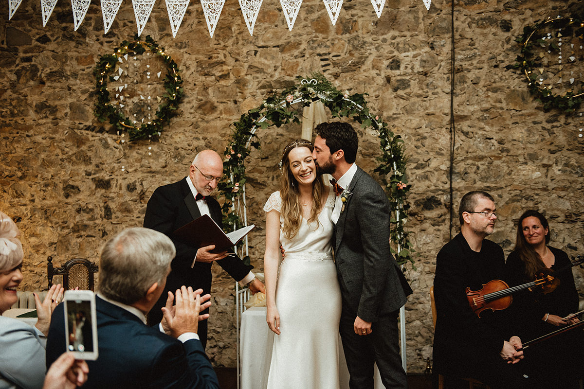 Cloughjordan House Wedding | A + C 76