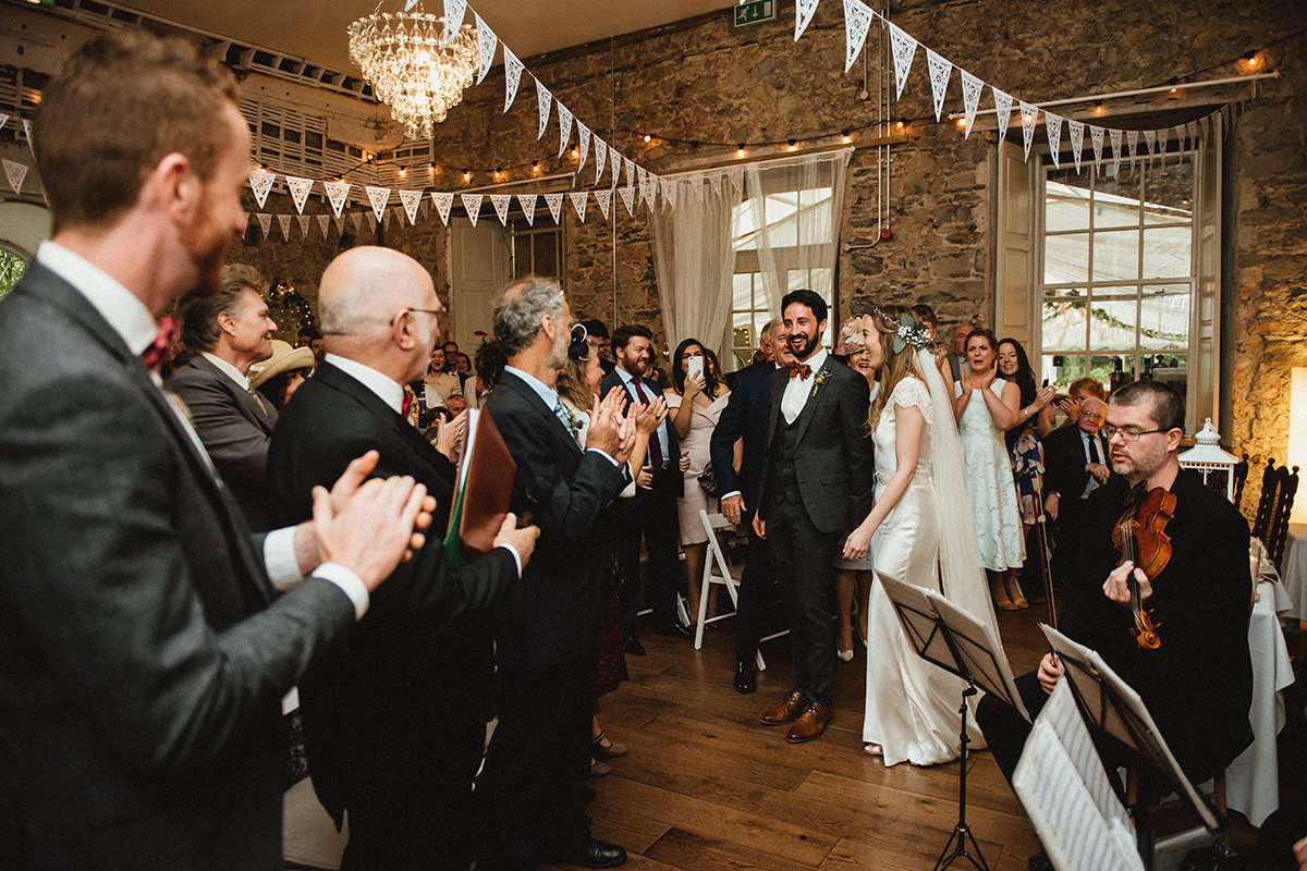 Cloughjordan House Wedding | A + C 78