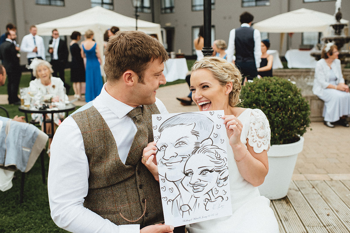 Irish Wedding Photographer | Killaloe Hotel | A + J 101