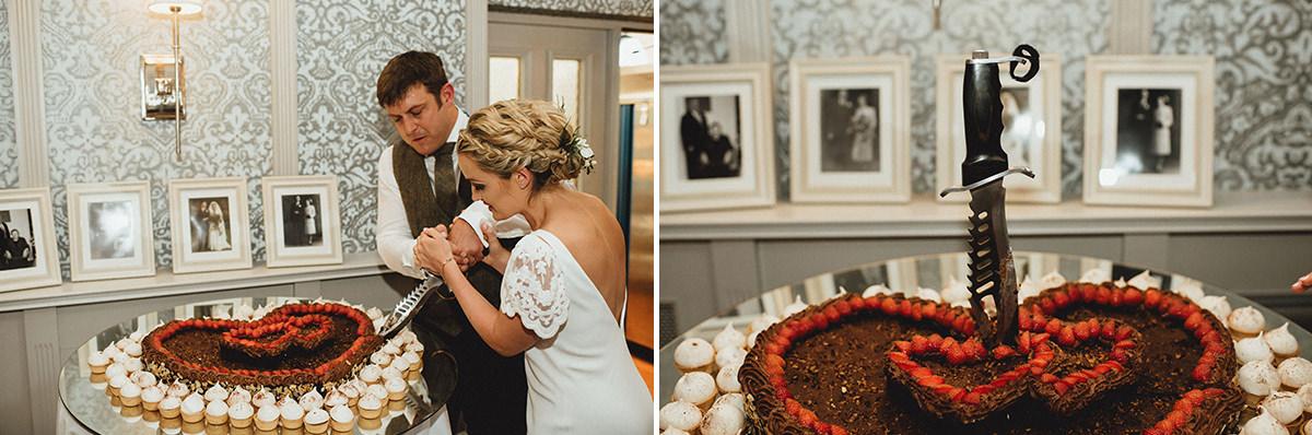 Irish Wedding Photographer | Killaloe Hotel | A + J 124