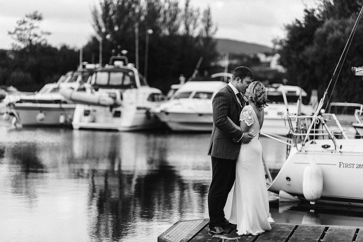 Irish Wedding Photographer | Killaloe Hotel | A + J 129