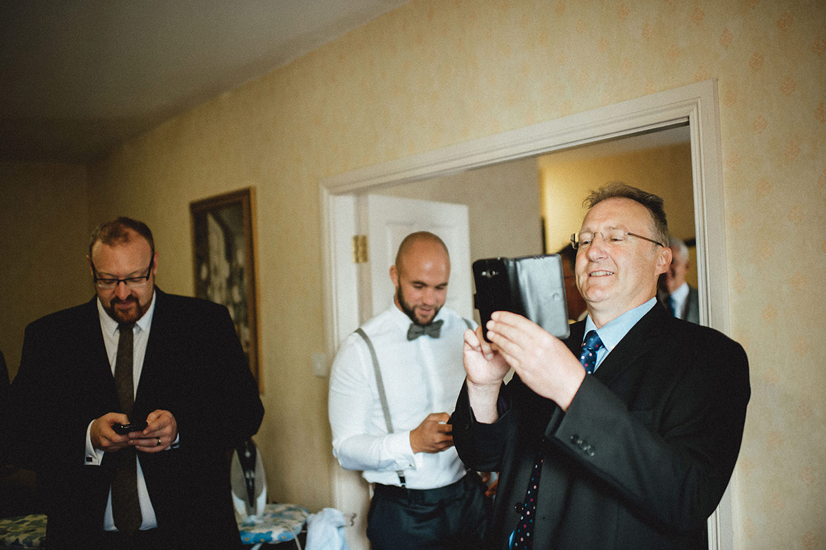 Irish Wedding Photographer | Killaloe Hotel | A + J 17