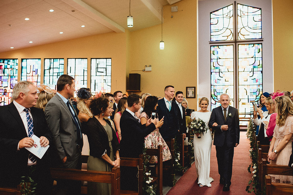 Irish Wedding Photographer | Killaloe Hotel | A + J 45