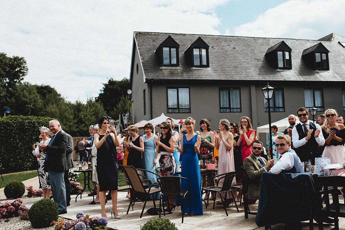 Irish Wedding Photographer | Killaloe Hotel | A + J 92