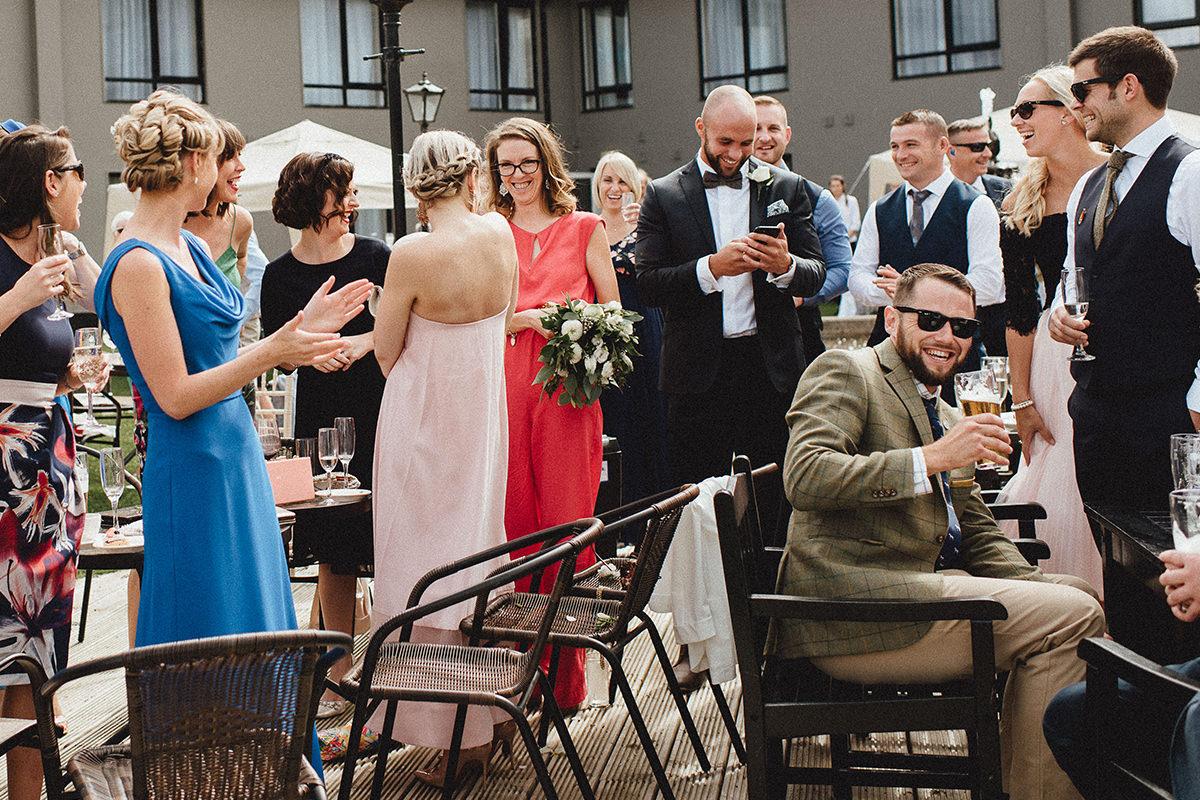 Irish Wedding Photographer | Killaloe Hotel | A + J 93