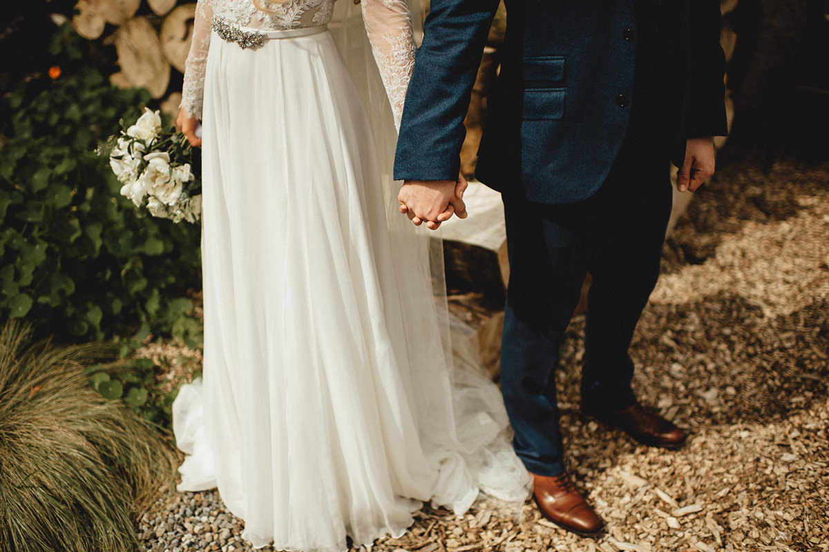 Cloughjordan House | Irish Wedding | C + J 98