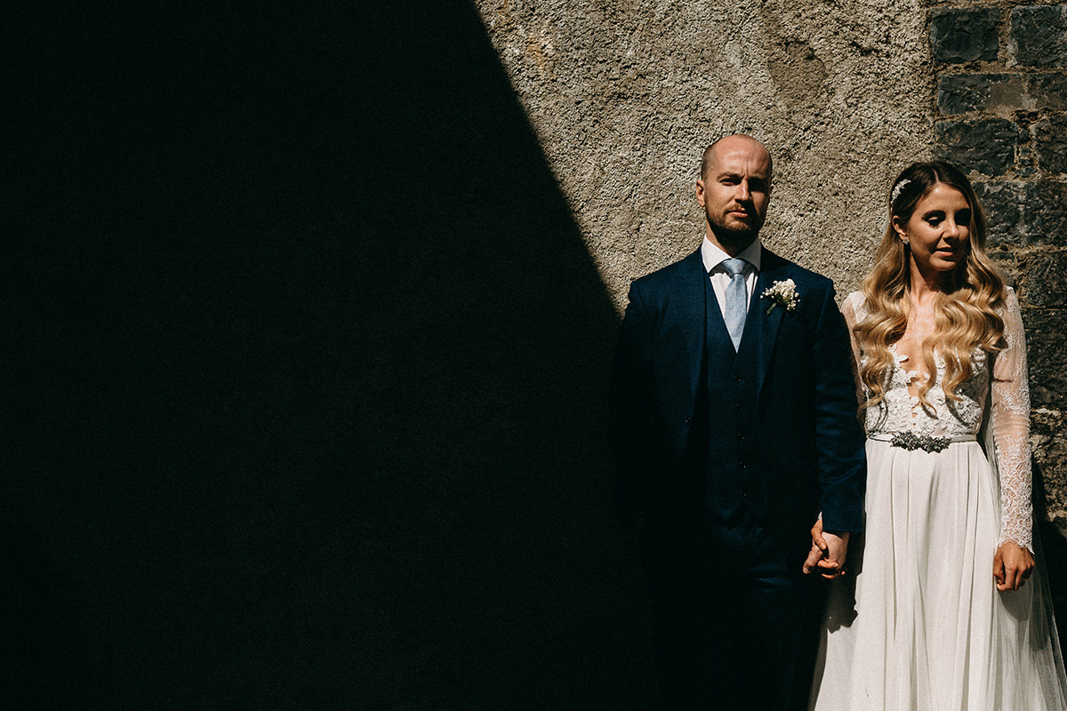 Cloughjordan House | Irish Wedding | C + J 99